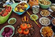 عرضه ۴ میوه ویژه شب چله در میادین میوه و ترهبار تهران