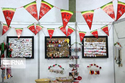 نمایشگاه حفظ سنتهای یلدا
