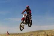 برگزاری مسابقات موتور کراس قهرمانی کشور به میزبانی اردکان