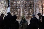 تصویر | اولین نمایشگاه فروش فرش دستبافت در تبریز