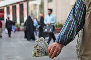 بازار ارز در منطقه حساس | برگشت دلار از کانال ۲۴ هزار تومان محتمل است؟