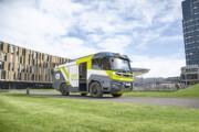 ورود خودروهای برقی به آتشنشانی هلند