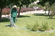 تصویب ۱۴ طرح توسعه فضای سبز برای کاهش گرد و غبار در شهرکرد