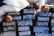 کشف بیش از ۴ تن مواد مخدر در همدان