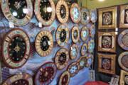 تصویر | نمایشگاه صنایع دستی و سوغات ویژه شب یلدا دامغان