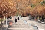 هشتگ پاییز شمیران
