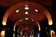 تصویر | سرای سعدالسلطنه بزرگترین کاروانسرای سرپوشیده جهان