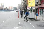 مخالفت کسبه با ایجاد مسیرهای ویژه دوچرخهسواری در یزد