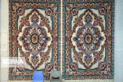 اولین نمایشگاه فروش فرش دستبافت در تبریز