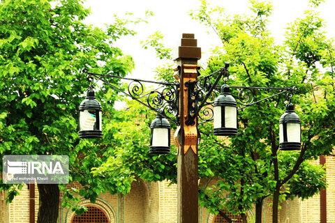 سرای سعدالسلطنه بزرگترین کاروانسرای سرپوشیده جهان