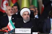 روحانی: باید از سلطه دلار خارج شد   تحریم ابزار سلطهطلبی آمریکا شده است