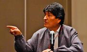صدور حکم دستگیری مورالس به اتهام فتنه و تروریسم
