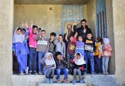 عکس | کودکان عشایر کرمانج