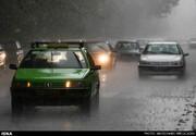 مه گرفتگی پدیده غالب در محورهای استان