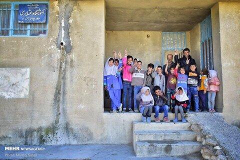 کودکان عشایر کرمانج
