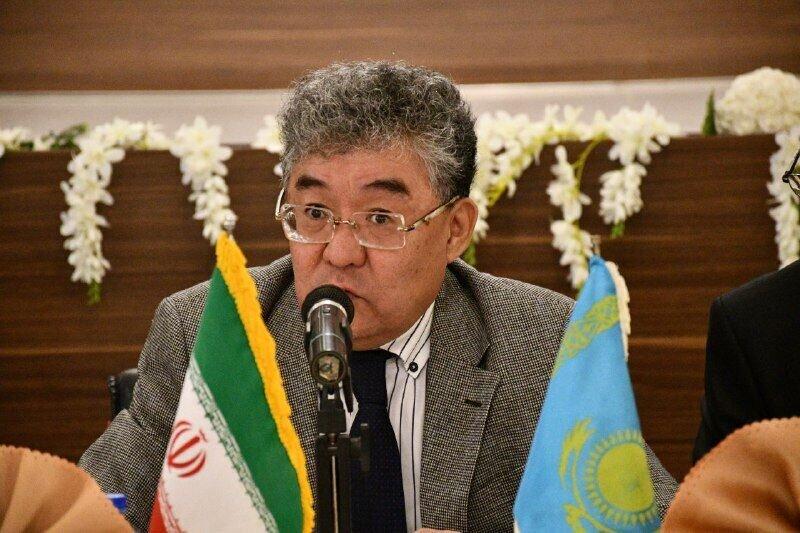 سفیر قزاقستان