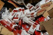 کشف ۶۳۰ هزار نخ سیگار قاچاق در پاوه
