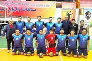 والیبالیستهای ناشنوای آذربایجانغربی در یک قدمی کسب عنوان کشوری