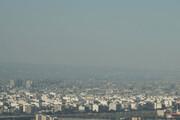 آلودگی هوای استان البرز به مرز هشدار میرسد