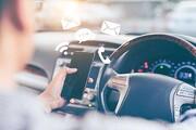 دلیل مرگ ؛ گفتوگو با موبایل حین رانندگی | آمارها سخن میگویند