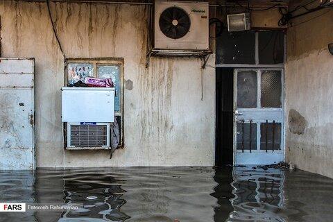 مناطق مسکونی کوت عبدالله و کوی علوی اهواز