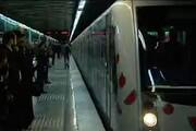 فیلم | حرکت قطار یلدا