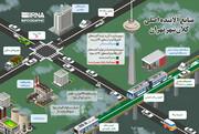 اینفوگرافیک | منابع اصلی آلاینده هوای تهران
