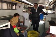 ارائه خدمات درمانی به ۱۴۵۰ بیمار در مناطق آبگرفته اهواز