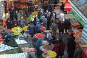 تصاویر   رونق چلهنشینی در بازار رشت