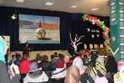یلدا،  مهمان جمع کودکان کار در کوره پزخانه های شمس آباد شد