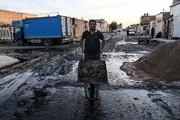 شنبه ۳۰ آذر؛ آخرین وضعیت آبگرفتگی کارون در پنجمین روز
