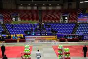 تصویر   مسابقات کشوری جودو بزرگسالان در ارومیه