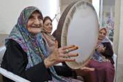 تصاویر   جشن چلهنشینی در کنار سالمندان