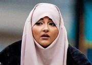 ۱۸ ماه زندان برای ملکه زیبایی | اتهام: واریز ۴۵ دلار به حساب همسر داعشی
