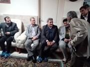 شهردار تهران شب یلدا را با چه کسانی گذراند؟