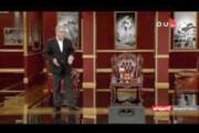 فیلم | کنایههای مهران مدیری به حسن روحانی در شب یلدا