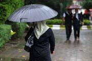 میزان بارش در شیروان ۳۳ درصد افزایش یافت