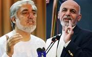اشرف غنی برنده نتایج اولیه انتخابات افغانستان | عبدالله عبدالله نتایج را نپذیرفت