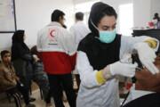 هلال احمر به ۷۰۰ محروم کرمانی خدمات درمانی ارائه کرد