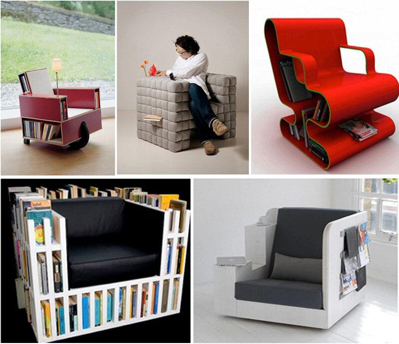 صندلیهای عاشقان مطالعه