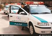 باجگیری مامورقلابی تعزیرات در خیابان دامپزشکی