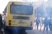 عمر اتوبوسهای کرج رو به اتمام است