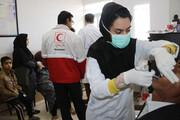 بهرهمندی یک هزار و ۱۰۰ نفر از خدمات درمانی هلالاحمر شهرری