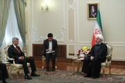 روحانی: آمریکا ناگزیر است دست از فشار حداکثری بر ایران بردارد