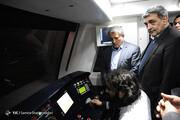 گزارش تصویری | افتتاح ایستگاه مولوی