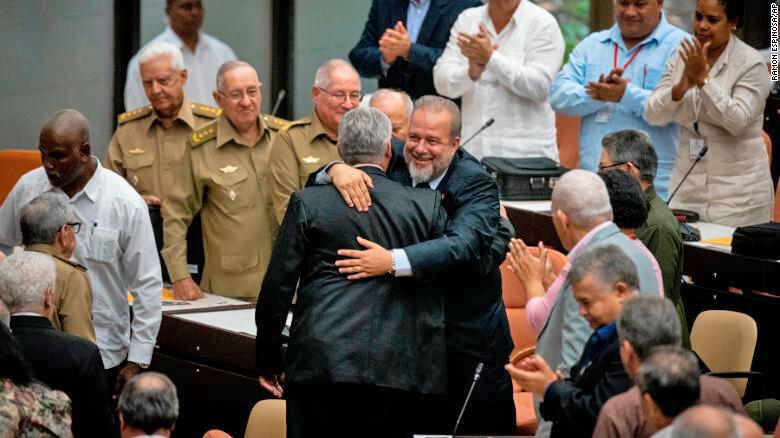 مارهرو كروز نخستوزير كوبا