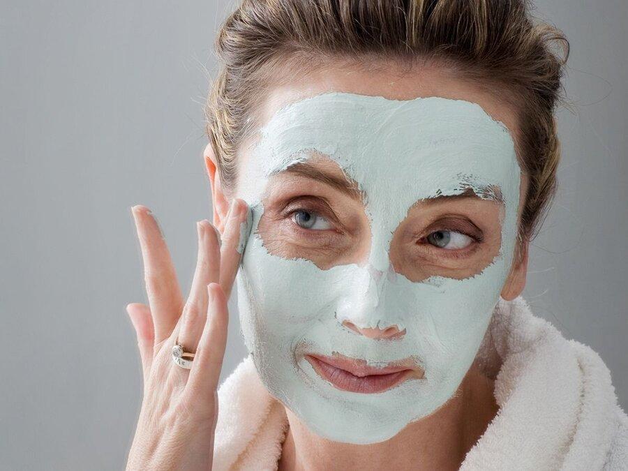 skin mask