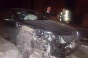تصادف در جاده کرج - چالوس  ۸ مصدوم داشت