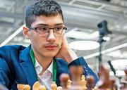 حذف پرچم ایران از مقابل نام فیروزجا در سایت فدراسیون جهانی شطرنج