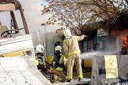 وقوع ۳ آتشسوزی بر اثر بیاحتیاطی در مهاباد